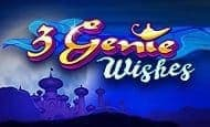 3 genie wishes mobile slot game