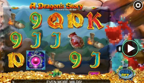 A Dragon's Story UK Mobile Slots
