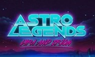 Astro Legend: Lyra and Erion UK Mobile Slots