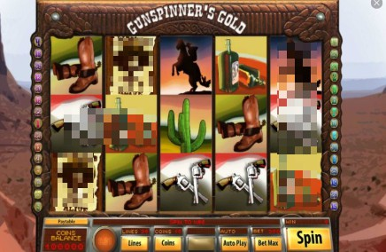 Gunspinners Gold on mobile