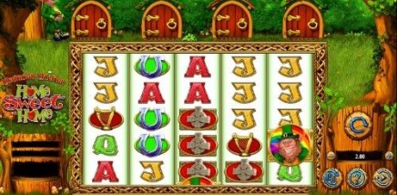 Rainbow Riches Home Sweet Home Mobile Slots UK