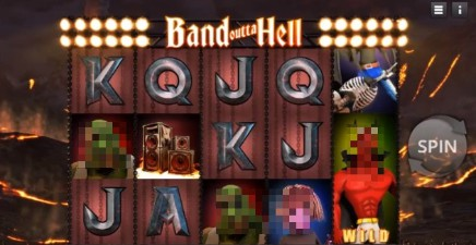 Band Outta Hell on mobile