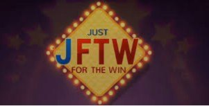 Just For The Win Logo