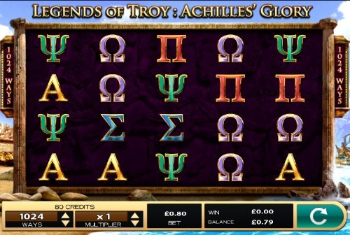Legends of Troy 2 on mobile