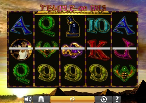 Temple of Iris Mobile Slots